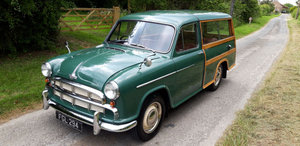1955  MORRIS OXFORD WOODY ESTATE