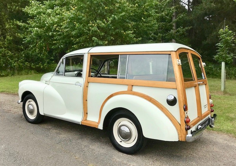 1969 Morris Minor Traveller, A little Gem - Great Wood & Driver SOLD (picture 2 of 6)