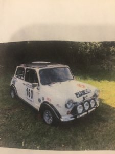 1967 Mini Cooper with 970 S  Engine and running gear