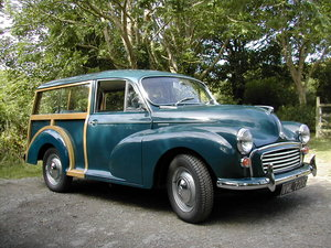 1968 Morris Minor Traveller For Sale