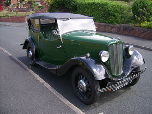 1937 Morris Eight Series 2 Tourer For Sale