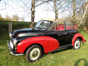 1955 Morris Minor Convertible For Sale by Auction