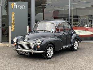 1964 Morris Minor 1000 Restored