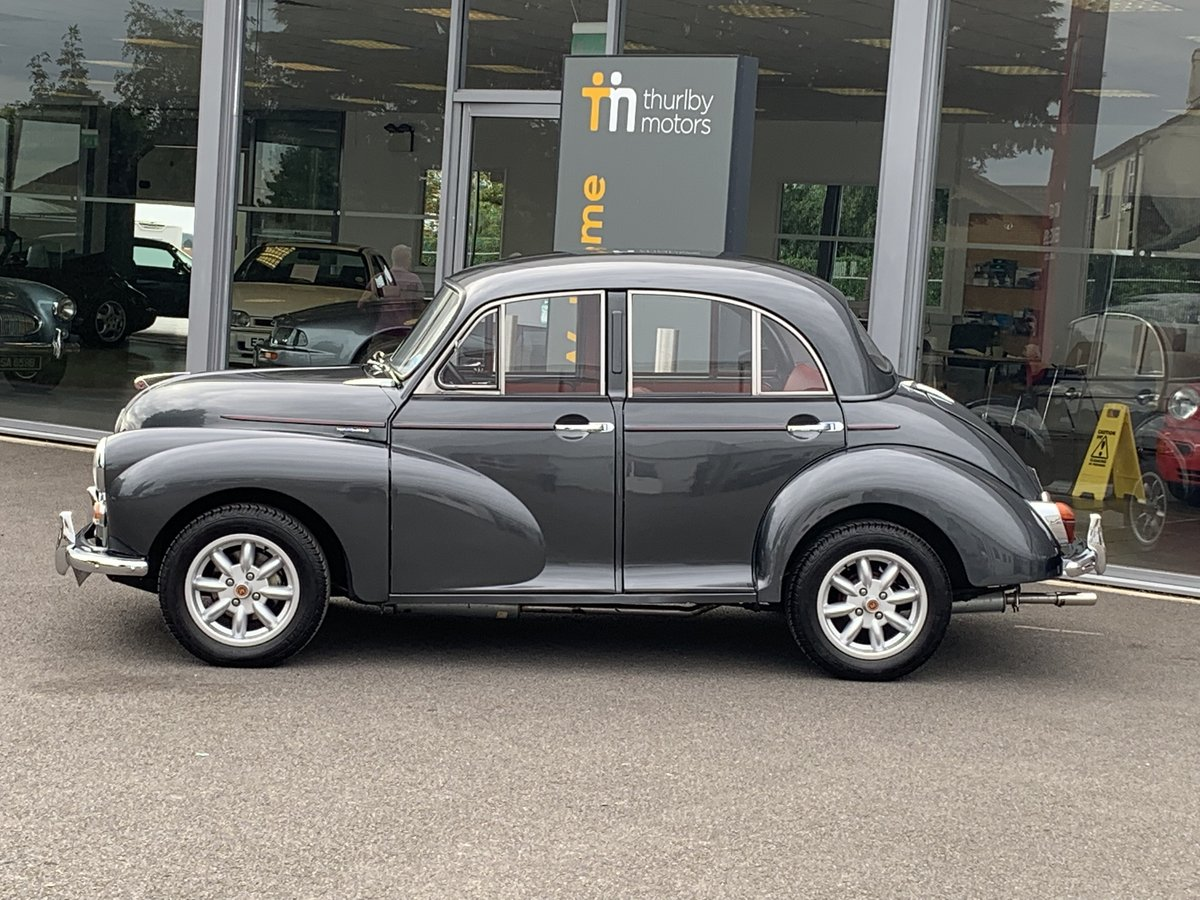 1964 Morris Minor 1000 Restored For Sale (picture 2 of 6)