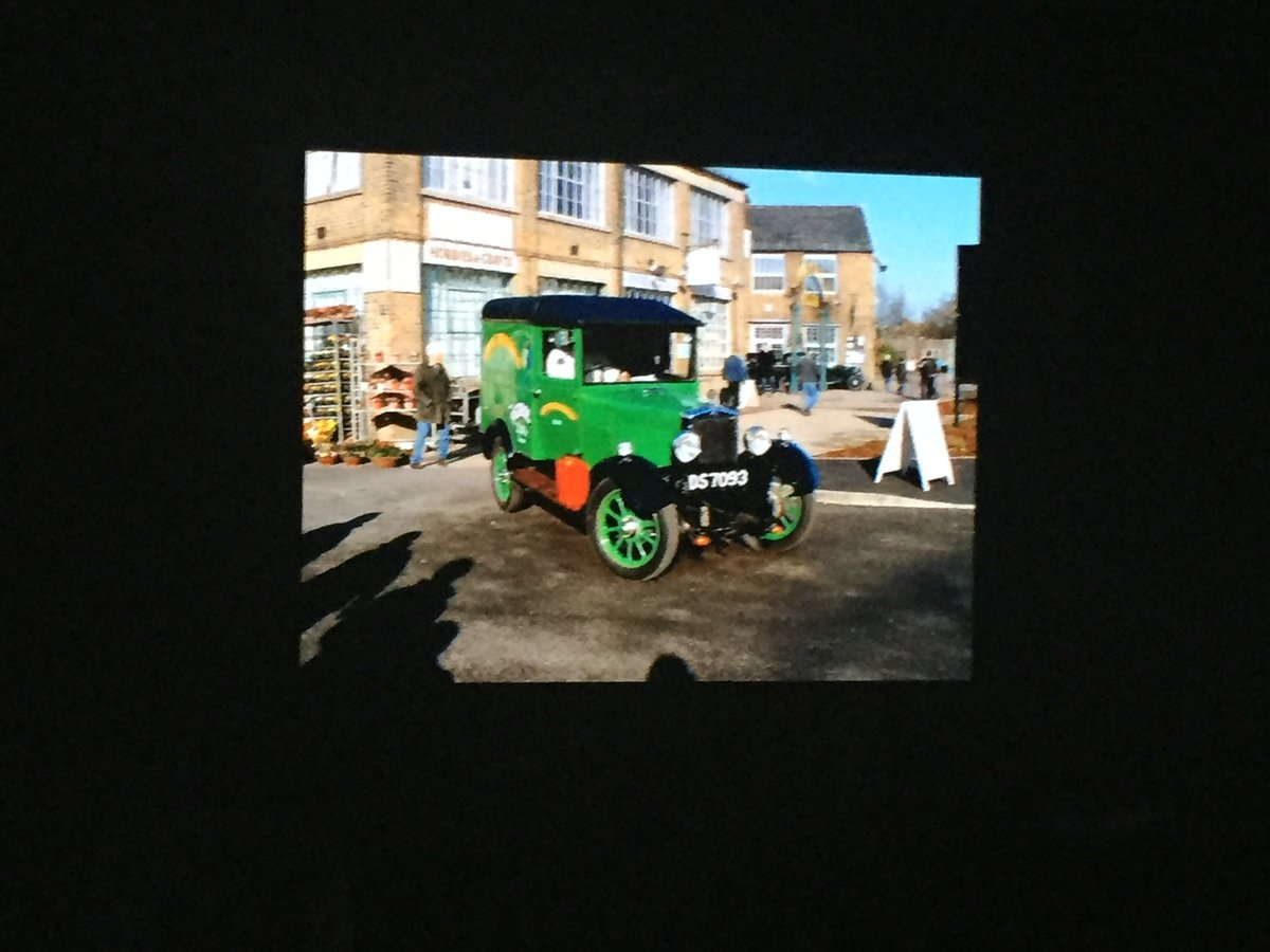 1929 Historic Vehicle; an old Morris Cowley Goods Van For Sale (picture 5 of 6)