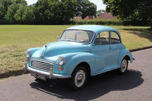 Morris Minor 1000 1970 - To be auctioned 26-07-19
