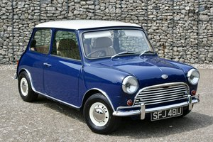 MORRIS COOPER S 1275 For Sale