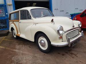 1965 Morris Minor Traveller For Sale