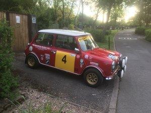 Morris mini hill climb car Classic  For Sale