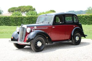 1939 Morris Twelve – Four  For Sale