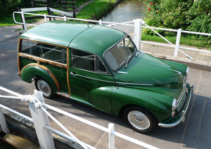 1968 Morris minor traveller - 1969 - reliable - bargain For Sale