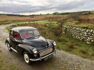 1965 Morris Minor 65k from new SOLD