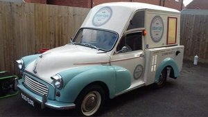 Morris Coffee Van