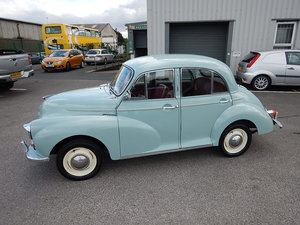 Picture of 1958 MORRIS MINOR 1000 Four Door Saloon ~  SOLD