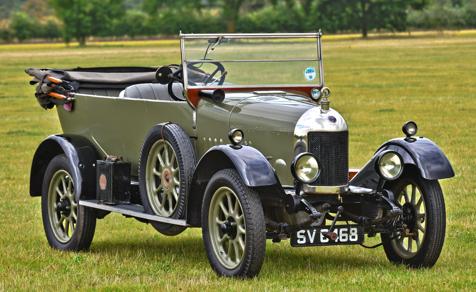 1925 Morris Cowley Bullnose Tourer SOLD (picture 1 of 6)