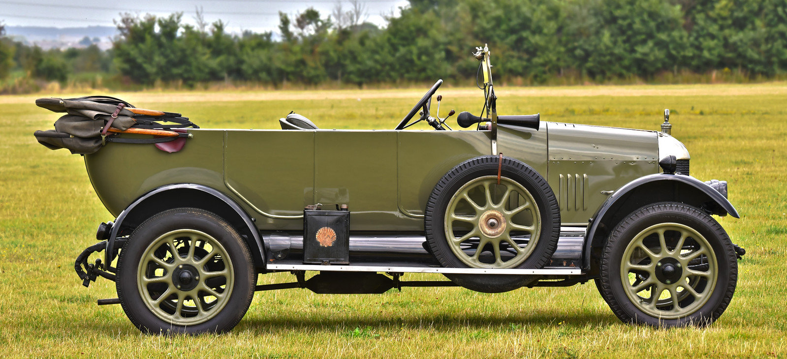 1925 Morris Cowley Bullnose Tourer SOLD (picture 2 of 6)