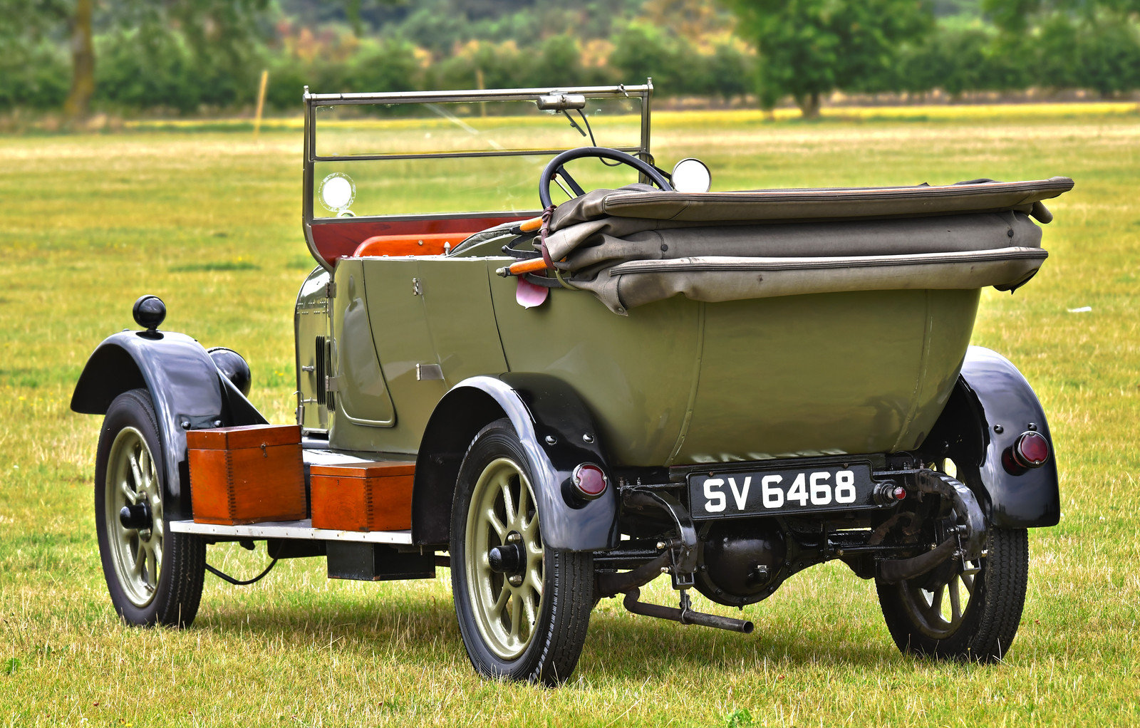 1925 Morris Cowley Bullnose Tourer SOLD (picture 3 of 6)