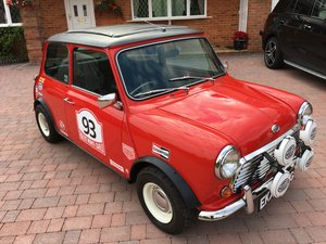 1968 Mark 2 Mini Cooper S For Sale