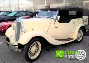 1935 Morris Motor LTD Eight Four Seat Tourer