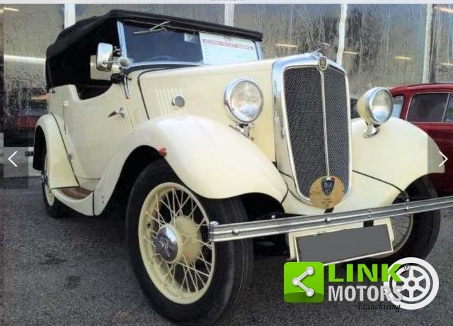1935 Morris Motor LTD Eight Four Seat Tourer For Sale (picture 5 of 6)