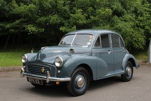 1955 MORRIS MINOR SERIES II SPLIT SCREEN For Sale