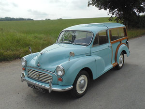 1971 Morris Minor 1000 Traveller For Sale