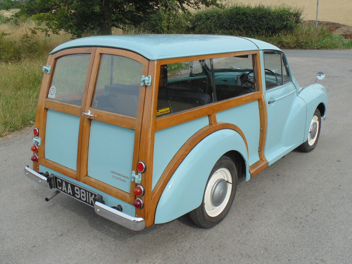 1971 Morris Minor 1000 Traveller SOLD (picture 3 of 6)
