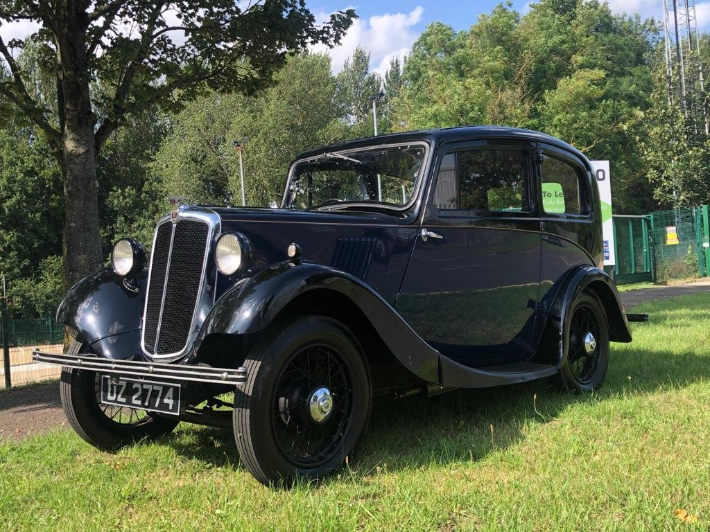 1936 Morris 8 Saloon SOLD (picture 1 of 6)