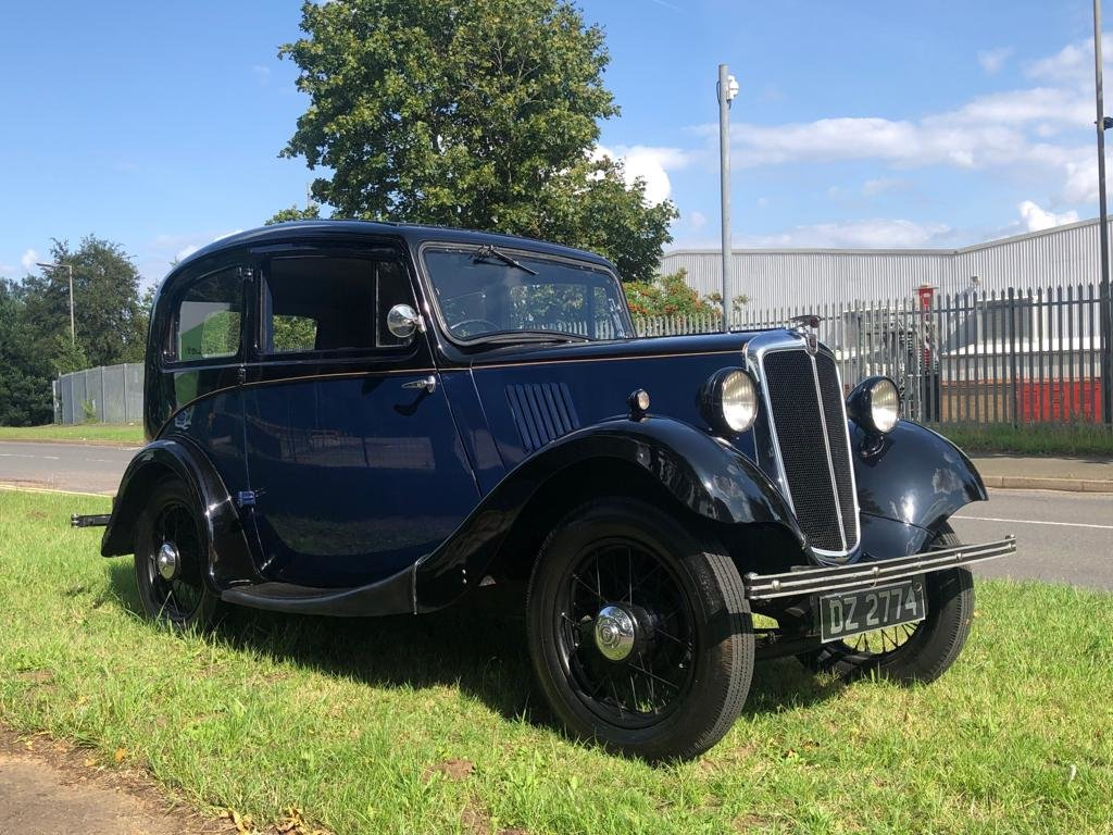 1936 Morris 8 Saloon SOLD (picture 3 of 6)