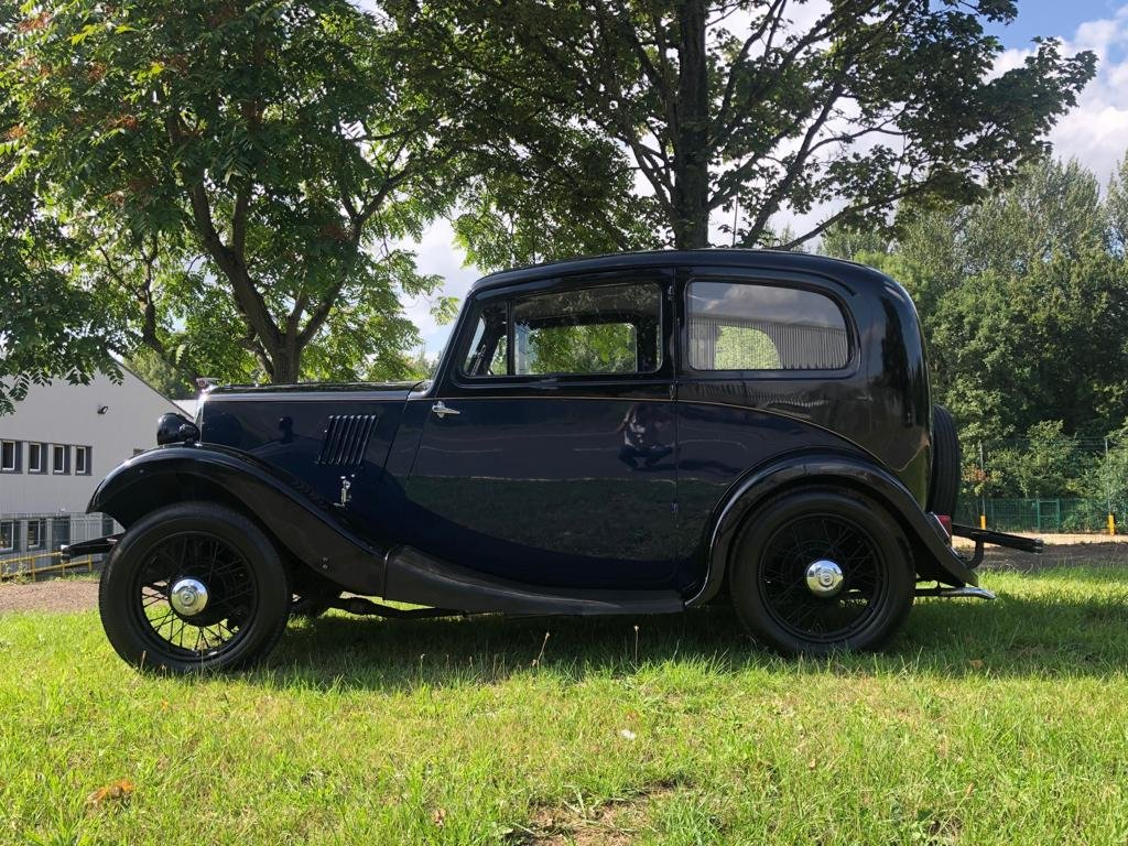 1936 Morris 8 Saloon SOLD (picture 4 of 6)