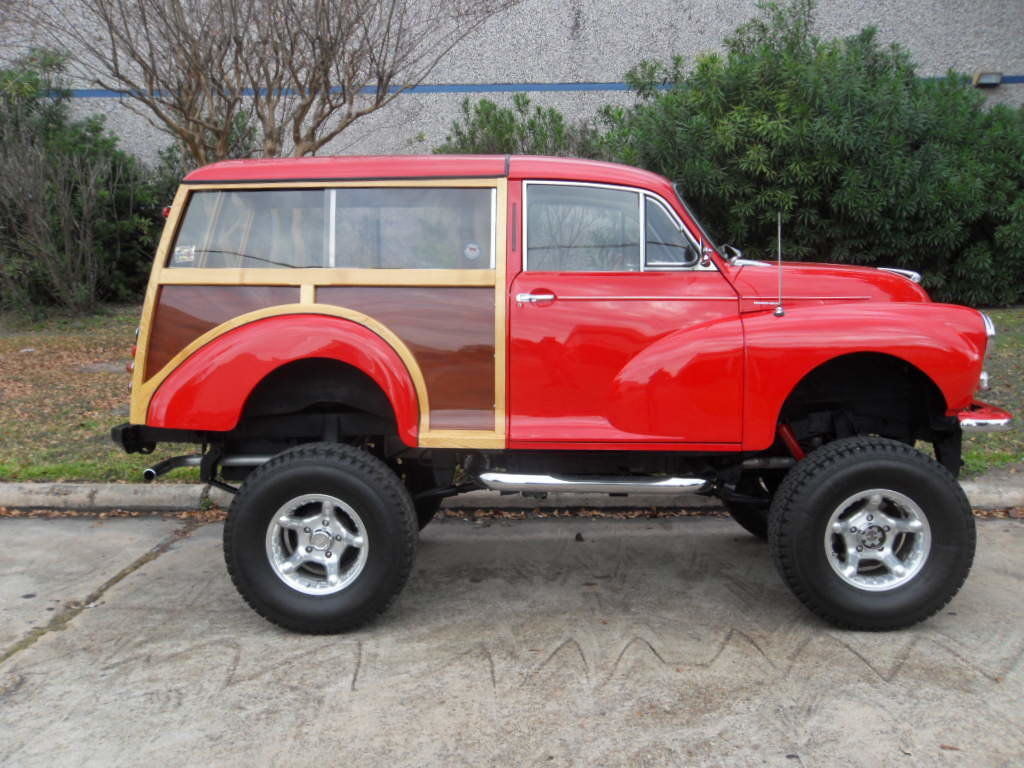 1960 One Off Wonder  4X4 For Sale (picture 1 of 6)