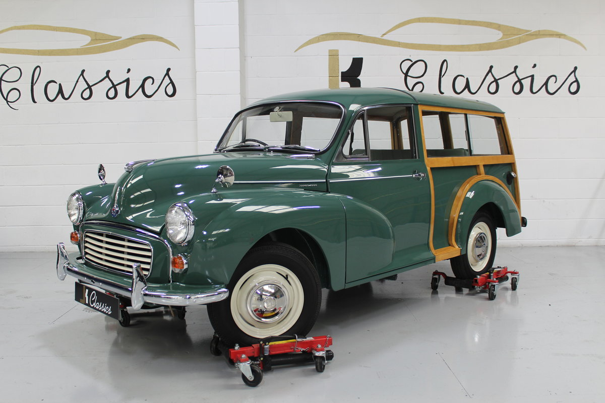 1968 Morris Minor 1000 Traveller For Sale (picture 1 of 6)