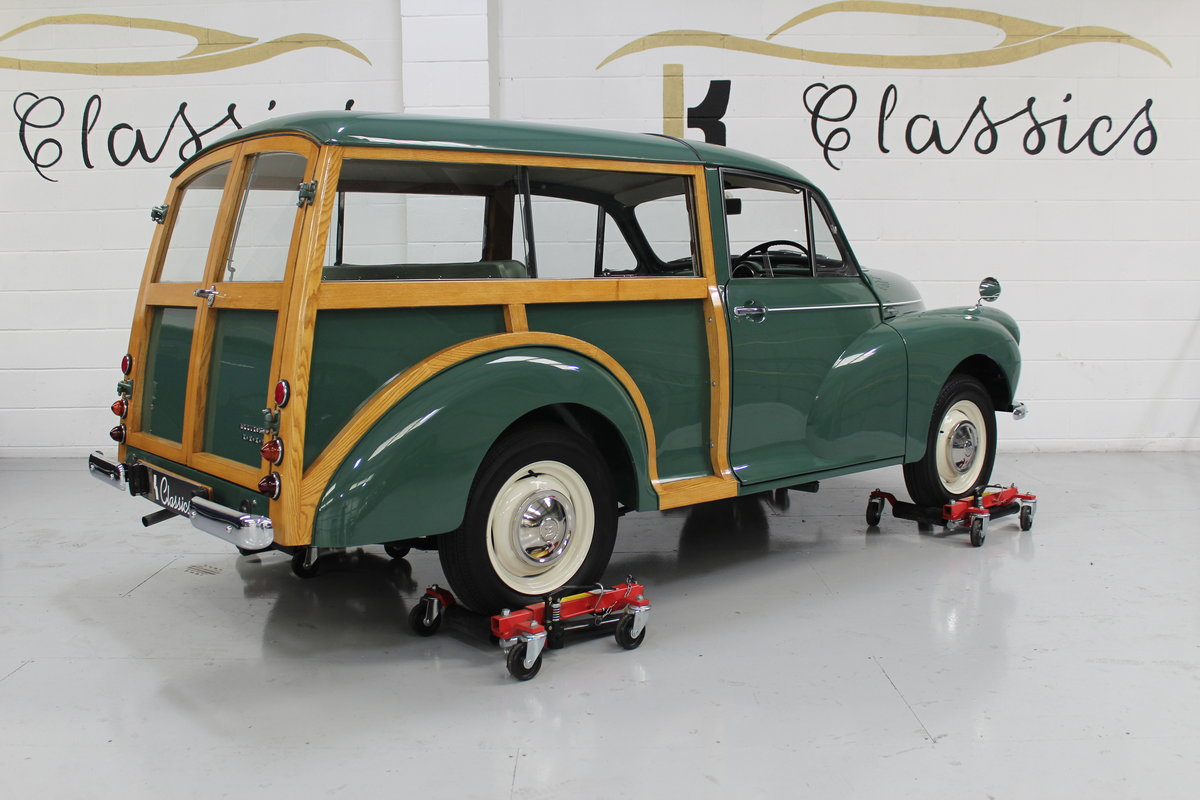 1968 Morris Minor 1000 Traveller For Sale (picture 2 of 6)