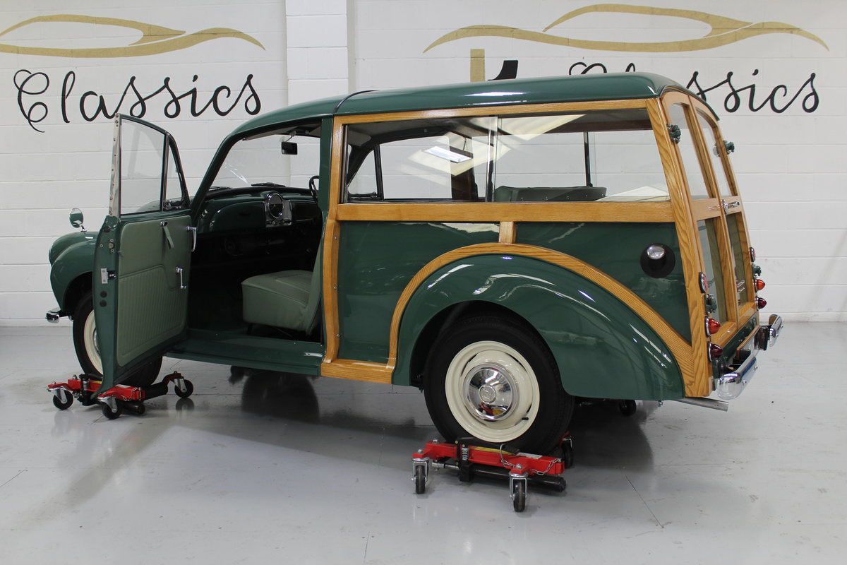 1968 Morris Minor 1000 Traveller For Sale (picture 3 of 6)