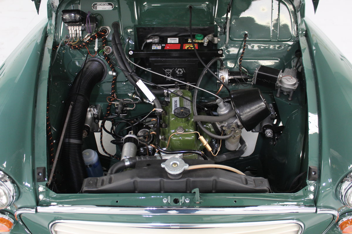 1968 Morris Minor 1000 Traveller For Sale (picture 4 of 6)