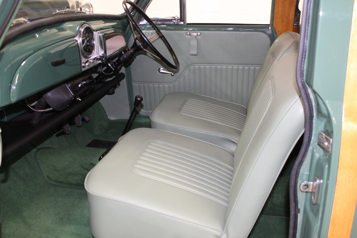 1968 Morris Minor 1000 Traveller For Sale (picture 5 of 6)