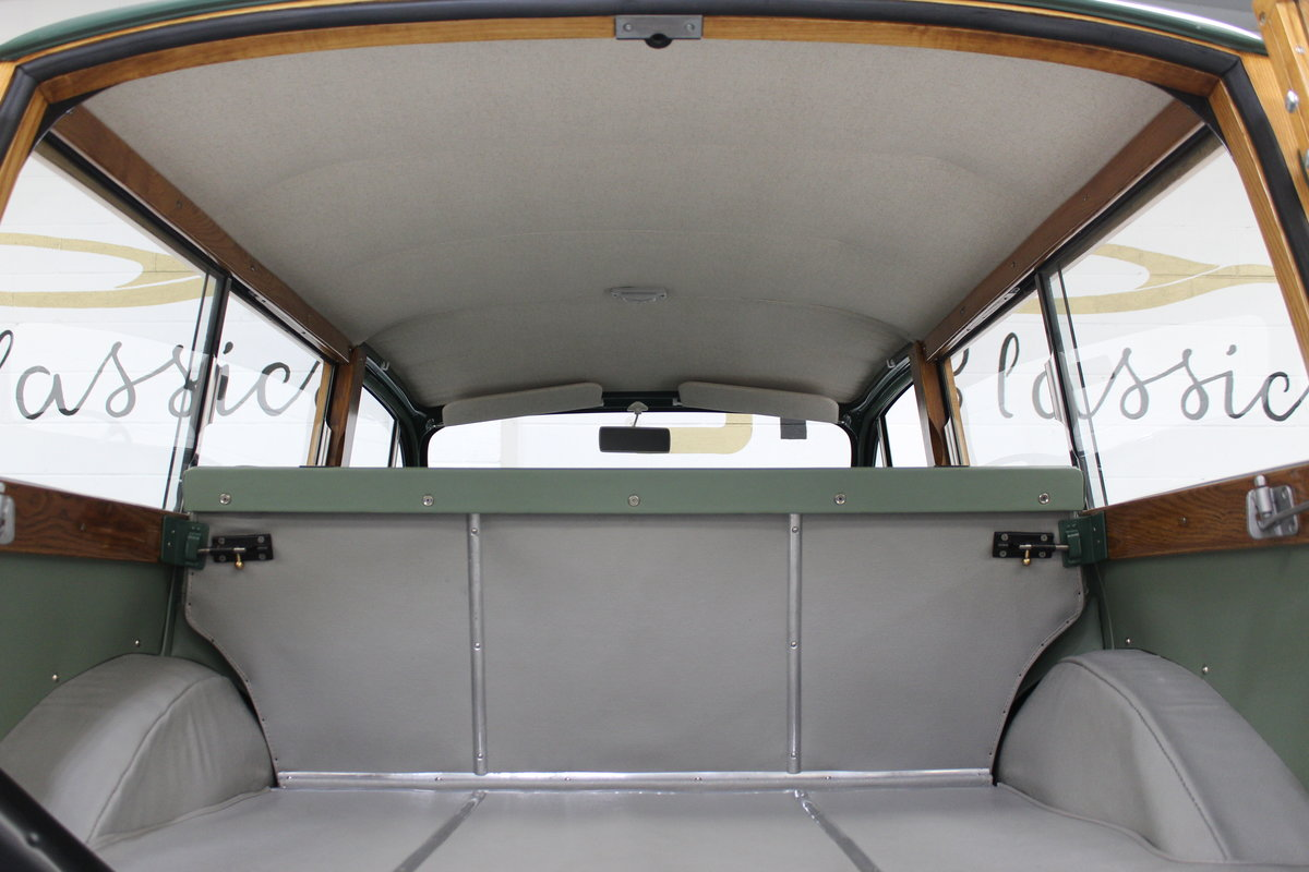 1968 Morris Minor 1000 Traveller For Sale (picture 6 of 6)