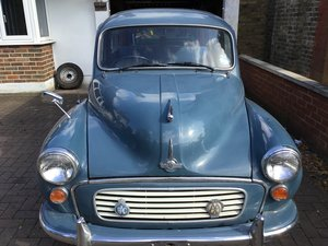 1963 Morris Traveller For Sale