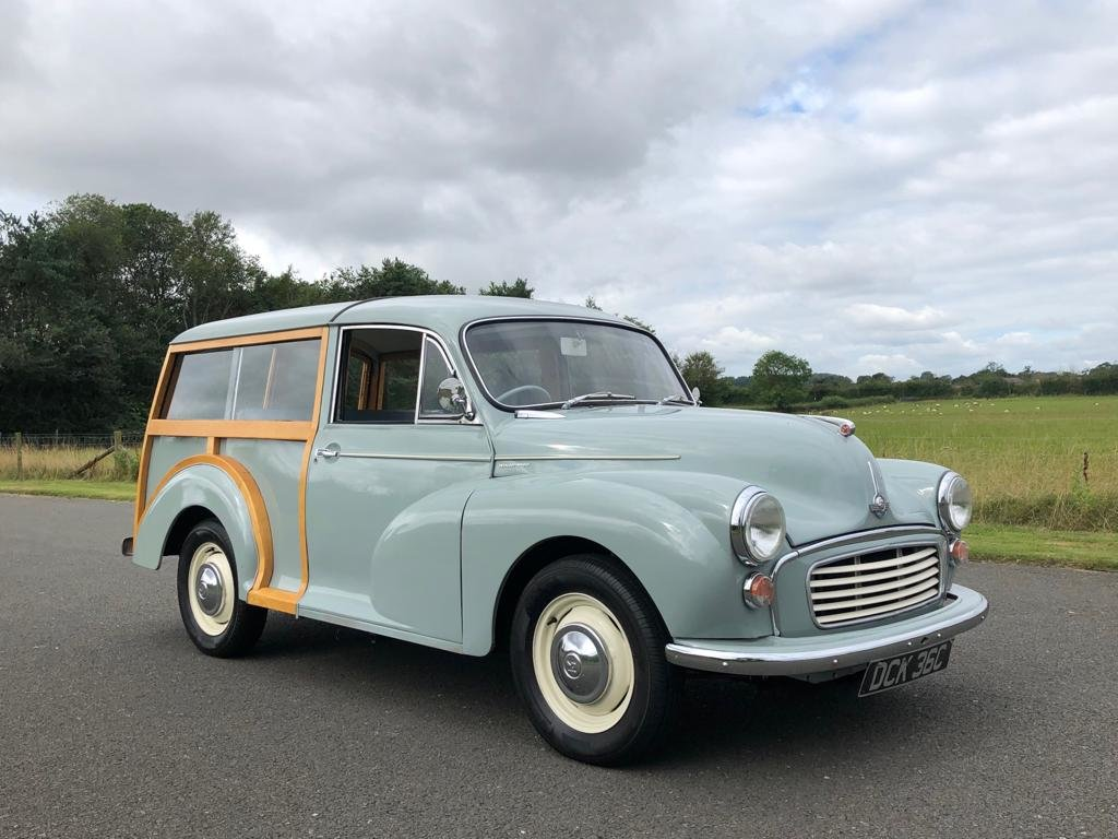 1965 Morris Minor Traveller 1098cc SOLD (picture 3 of 6)
