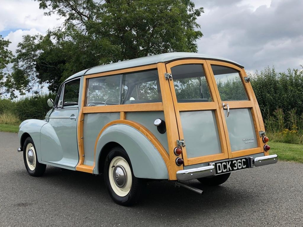 1965 Morris Minor Traveller 1098cc SOLD (picture 4 of 6)