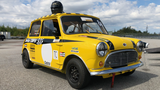 1964 Morris Cooper S FIA Racecar For Sale (picture 1 of 6)
