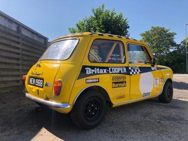 1964 Morris Cooper S FIA Racecar For Sale (picture 4 of 6)