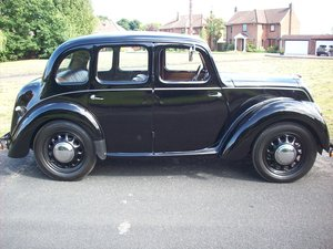 1948 Morris 8.  Beautiful