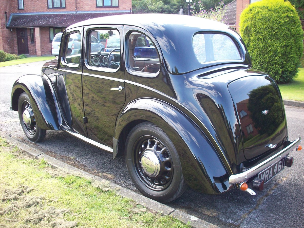1948 Morris 8.  Beautiful  For Sale (picture 2 of 6)
