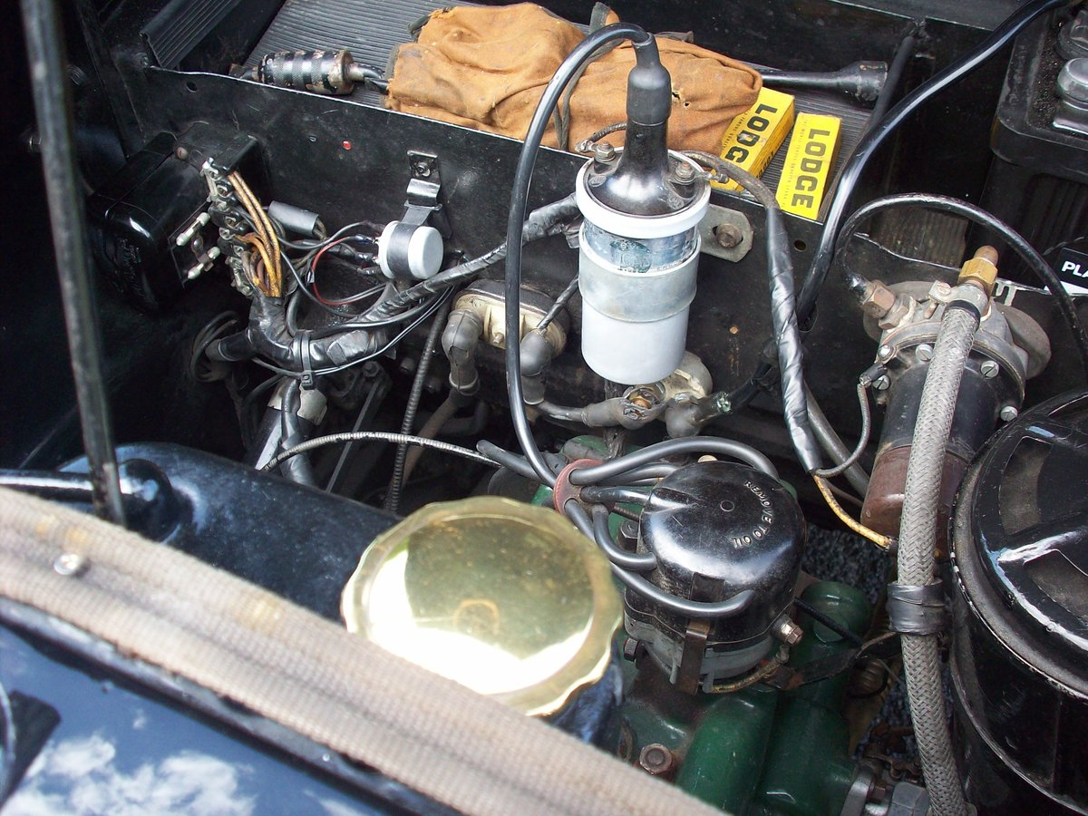 1948 Morris 8.  Beautiful  For Sale (picture 4 of 6)