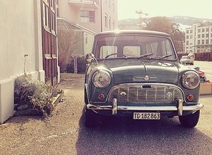 1962 Mini Minor Traveller (Woody)  For Sale