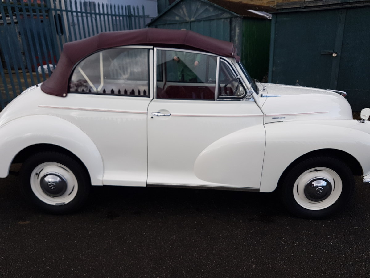 Picture of 1962 Morris Minor  Convertible For Sale
