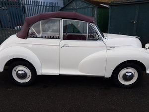 Picture of 1962 Morris Minor  Convertible