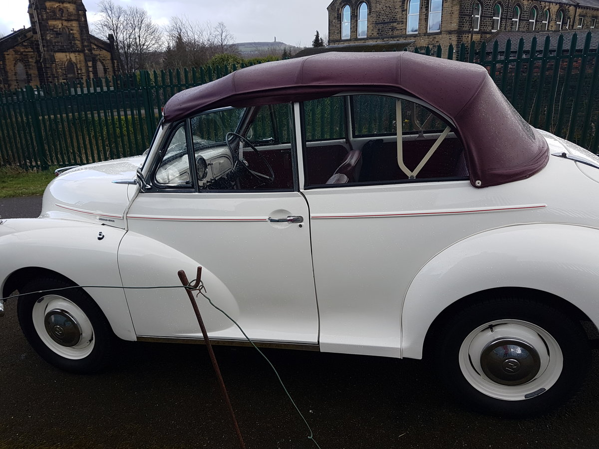 1962 Morris Minor  Convertible For Sale (picture 3 of 4)