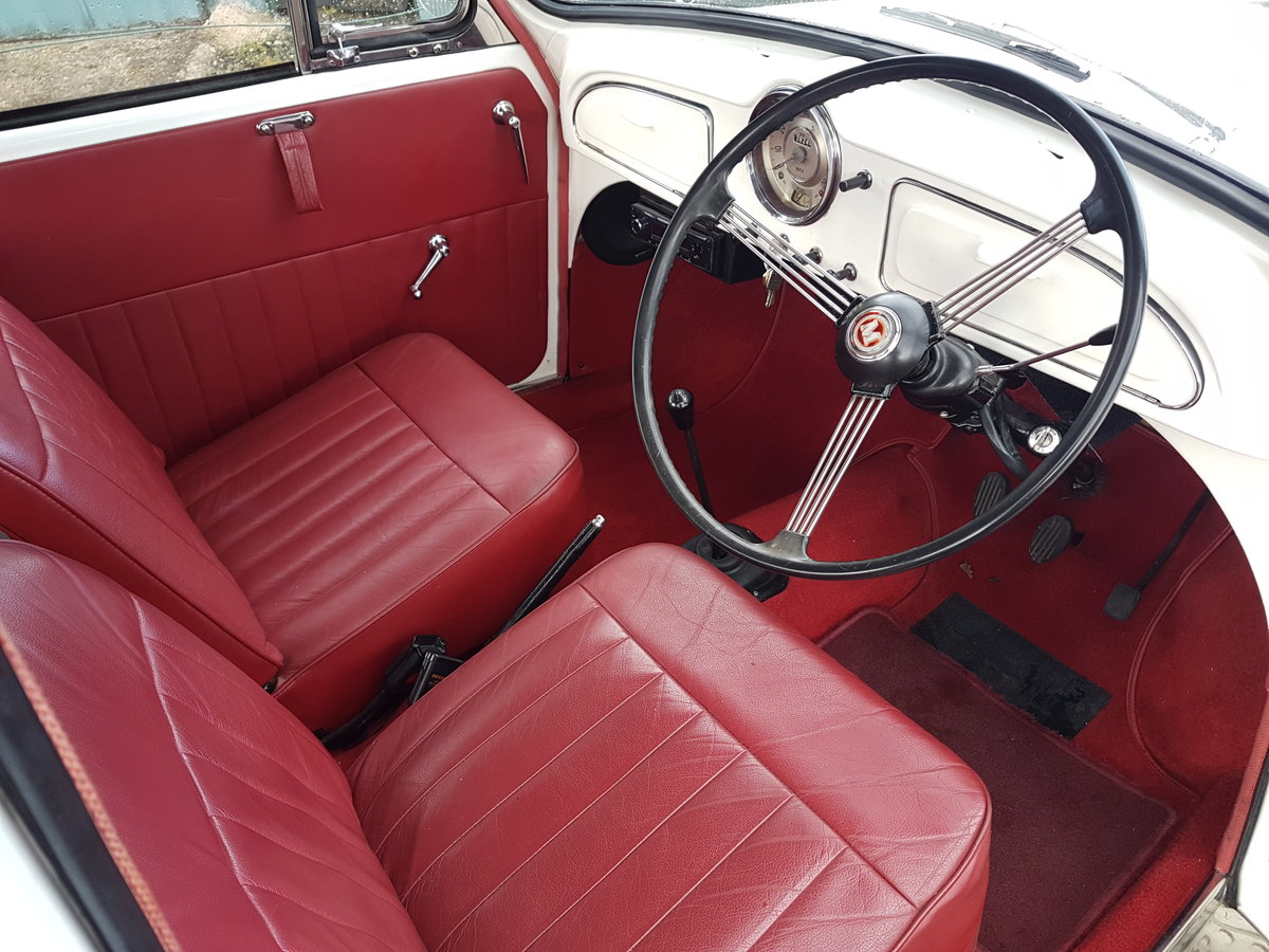 1962 Morris Minor  Convertible For Sale (picture 4 of 4)